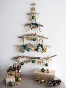 sustainable christmass tree