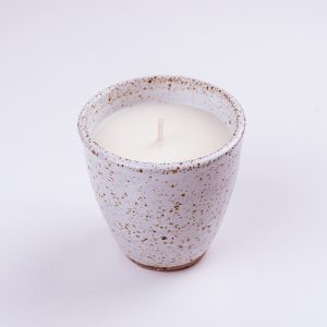 eco cup candle